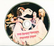 limited edition picture cd  ROCKY HORROR PICTURE SHOW  © UK 1987  # OSVPCD 21653