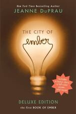 The City of Ember Deluxe Edition: The First Book of Ember - Acceptable - DuPrau,