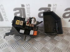 car fuses fuse boxes for toyota toyota yaris 1 3 vvti petrol 2002 under bonnet fuse box