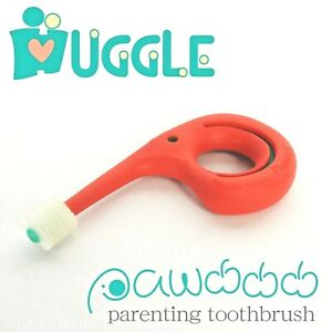 Kids Baby Infant Soft Rubber Tooth Massage Brush Silicone Toothbrush