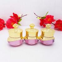 Échantillon de bouteille en pot vide, contenant de crème de maquillage