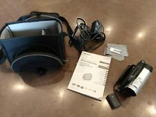 SONY Handycam DCR-DVD610 Digital Video Camera Recorder/DVD Camcorder w/Extras