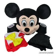 Hot Sale Mickey Mouse Mascot Costume Adult Size Fancy Dress