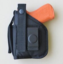 Gun Holster Hip for GLOCK 19,23,32 with TACTICAL FLASHLIGHT or LASER LIGHT COMBO