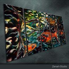Abstrac Handmade Metal Wall Art Original Special Indoor Outdoor Decor-Zenart