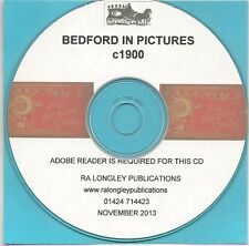 Bedford c1900 in Pictures CD