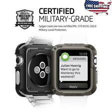 Apple Watch Case 42 mm Tough Armor Heavy Duty Built Protective Series Protector