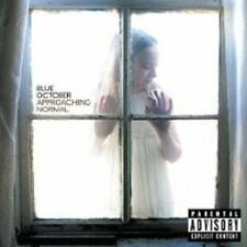 """BLUE OCTOBER """"APPROACHING NORMAL"""" CD NEW!"""