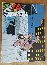 SPIROU N°2267 / DU 24 SEPTEMBRE 1981 / AVEC POSTER LE PLUS GRAND AVION / B+.