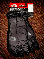 The North Face Women's Mossbud Swirl Glove Large Black