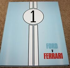 FORD V FERRARI MATT DAMON FOR YOUR CONSIDERATION SCREENPLAY SCRIPT