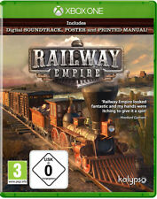Xbox One Railway Empire Nip