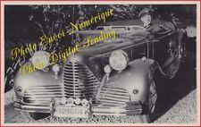 PHOTO ENVOI NUMERIQUE : CITROEN TRACTION 7 11 cv avec KIT accessoire carrosserie