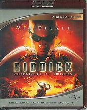 Riddick - Chroniken eines Kriegers - Director´s Cut - HDDVD - noch eingeschweißt