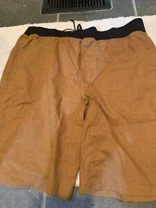 Prana Vaha hemp shorts - Men's large