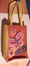 Girl Scout Felt Butterfly Mini Tote Kit - NEW