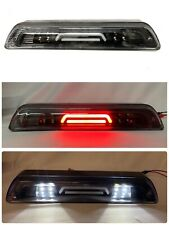 For 07-16 Toyota Tundra Black Lens Rear Roof 3rd Brake Stop Cargo LED BAR Light