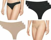 Under Armour 1325615 Women's UA Pure Stretch Thong Underwear Pantie 3-Pack