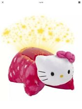 HELLO KITTY PILLOW PETS DREAM LITES NIGHTLIGHT PROJECTS STARRY LIGHTS LED GIFT