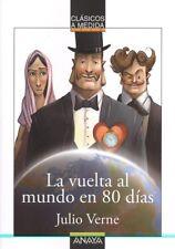 LA VUELTA AL MUNDO EN 80 D�AS. NUEVO. Nacional URGENTE/Internac. económico. INFA