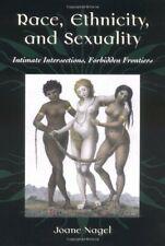 Race, Ethnicity, and s**uality, Nagel, Joane 9780195127478 Fast Free Shipping-,