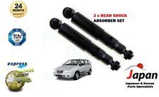 Für Hyundai Trajet MPV 2.0 2.7 Crdi 2000-2008 2x Hinten Stoßdämpfer Set