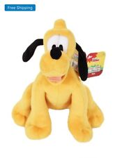 """New listing Authentic Brand New Disney Junior Mickey Mouse Clubhouse 11"""" Plush Pluto Toy"""
