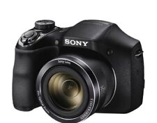 Sony Cyber-shot DSC-H300 20.1 MP Digital Camera - Black (charger included)