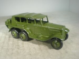 Dinky Toys Military Reconnaissance car #152b GREAT CONDITION