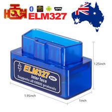 Super Mini ELM327 V1.5 Bluetooth OBD2 Scanner DIAGNOSTIC Tool FOR BMW VW AUDI AU
