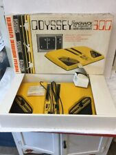 Vintage Odyssey by Magnavox 300 Home Video Game Console with AC & Original Box