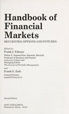 Handbook of Financial Markets : Securities, Options and Futures