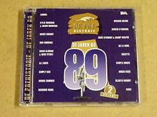 CD / DE PREHISTORIE DE JAREN 80 1989 - VOLUME 2