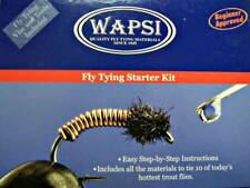 Fly Tying Kit - Wapsi Starter Kit