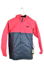 Under Armour Girls Coats & Jackets Jackets M Grey Polyester