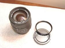 Nikon Sigma AF 28-105mm IF 1:3.8-5.6 UC-III Wide LENS Aspherical +UV Filter+Hood