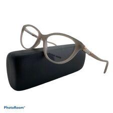 New MICHAEL KORS Frames Cat Eye Grey Rose Gold RX Eyeglasses MK 4021B Portillo