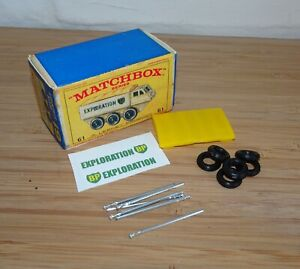 Matchbox 61b Alvis Stalwart BP Reproduction Spare Parts - Choose From List