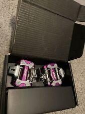 New In Box - HT LEOPARD M1 PEDALS PURPLE