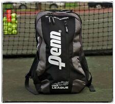 HEAD PENN Tennis Backpack Bag USTA LEAGUE Black, Gray & White 2018 Nat'l Champs