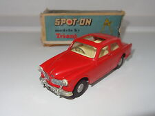 triang spot on VOLVO 122S AMAZON  - 216 boxed