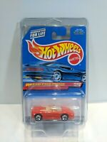 Hot Wheels Ferrari F335 Spider New on Card! w/ Protecto 1/64 Diecast