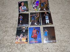 NBA Rookie Card Lot of 35 Cards Mostly 90's Good Deal