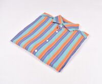 Eton Ganghester Multicolored Men Shirt Size 16 41