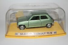 Pilen Toys, 1970's Renault R-5 Coupe, 1/43 Scale Made in Spain, Nice Original