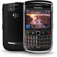 BlackBerry Bold 9650 - (Sprint) - Black QWERTY Keyboard Smartphone
