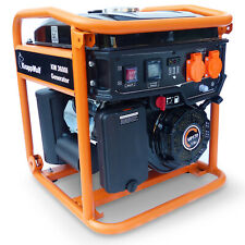 KnappWulf Inverter Stromerzeuger Generator KW3600 Notstromaggregat