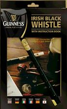 "WALTONS ""Guinness"" Tin Whistle in D mit Lehrheft"