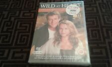 WILD AT HEART - COMPLETE FIRST SERIES (R2 DVD) 2 DISC SET 'BRAND NEW & SEALED'