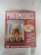 Photomosaics Teddy Bear Jigsaw Puzzle 1000 pieces 48.2 X 68.5 cm sealed in box